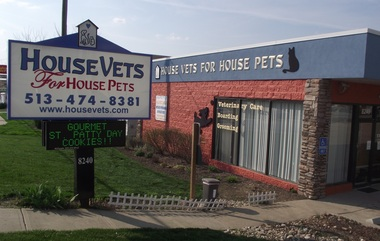 House Vets For House Pets - Cincinnati, OH