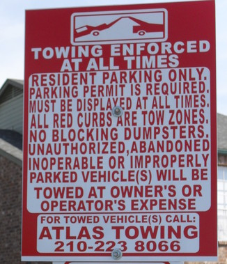 Atlas Towing - San Antonio, TX
