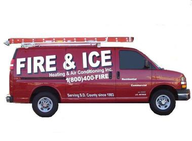 Fire & Ice Heating and Air Conditioning, Inc. - Lakeside, CA