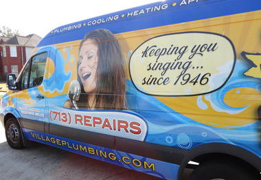Village plumbing home services houston tx for Plumber 77080