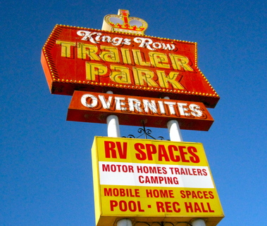 King's Row RV Las Vegas - Las Vegas, NV