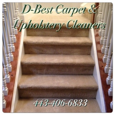 D-Best Carpet & Upholstery Cleaners - Baltimore, MD