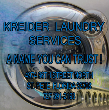 Kreider Laundry Leasing Co - St. Petersburg, FL
