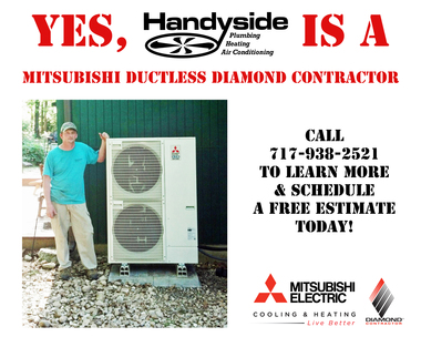 Handyside Plumbing, Heating & Air Conditioning - Etters, PA