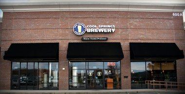 Cool Springs Brewery - Franklin, TN