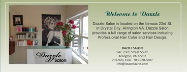 Aveda environmental lifestyle in arlington va 22202 for A daz l salon beauty supply