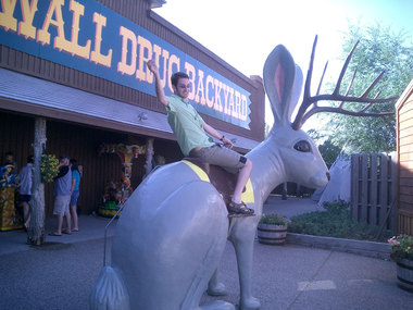 Wall Drug Store - Wall, SD