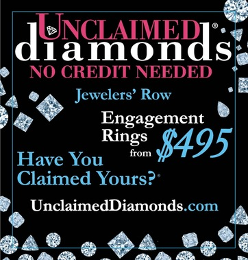 Unclaimed Diamonds - Philadelphia, PA