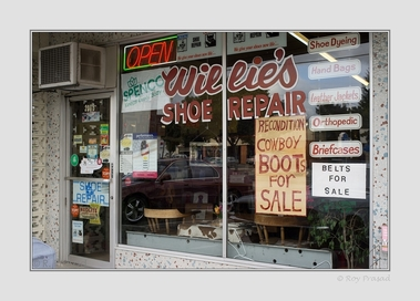 Willie's Shoe Repair - Campbell, CA