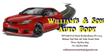 Williams & Son Auto Body - Ronkonkoma, NY