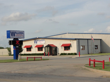 Willard's Wholesale Roofing Co. Inc - Oklahoma City, OK