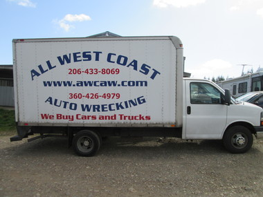 All West Coast Auto Wrecking - Grapeview, WA