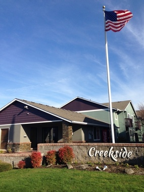 Creekside And Spring Creek Apartments