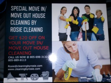 Sustainable Cleaning Services Inc.