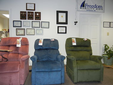 Freedom Mobility Aids - Clemmons, NC