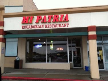 Mi Patria Order Online Menu Reviews 22nd St West Des Moines 50266