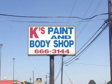 K's Paint & Body Shop - Hewitt, TX