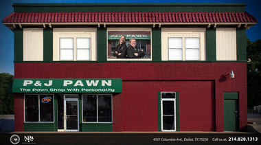 P & J Pawn Shop - Dallas, TX
