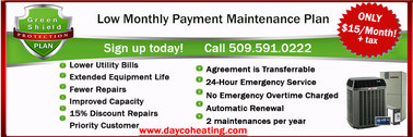 Dayco Heating & Air Conditioning - Kennewick, WA