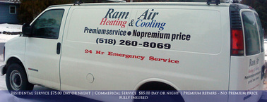 Ram Air Heating & Cooling - Queensbury, NY