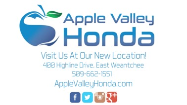 Apple Valley Honda   Wenatchee, WA