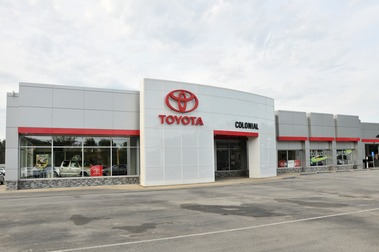 Colonial Toyota - Indiana, PA