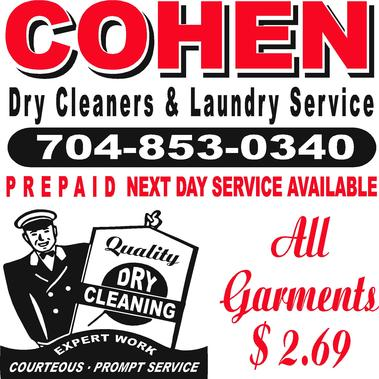 Cohen Cleaners