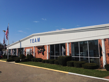 Quick Lane At Team Ford Lincoln