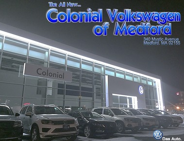 Colonial Volkswagen Of Medford 13 Reviews 340 Mystic Ave