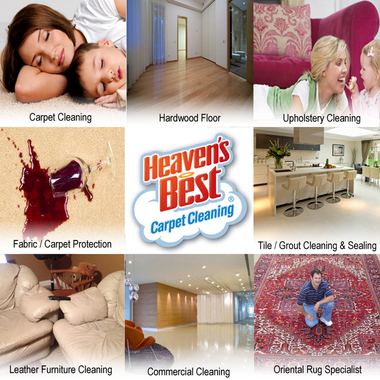 Heaven's Best Carpet Cleaning Bowling Green Ky - Bowling Green, KY