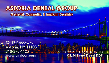 Astoria Dental Group - Astoria, NY