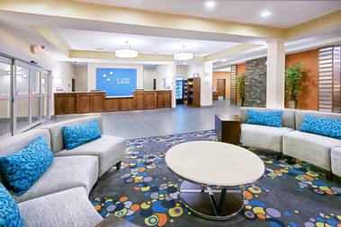 Holiday Inn Express & Suites MONAHANS I-20 - Odessa, TX