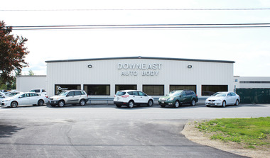 Down East Auto Body - Brewer, ME