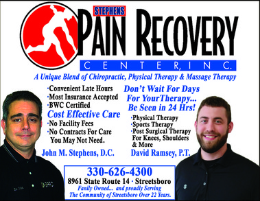 Stephens' Pain Recovery Center Inc - Streetsboro, OH