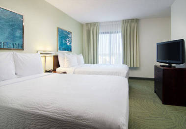 SpringHill Suites by Marriott Nashville Airport - Nashville, TN