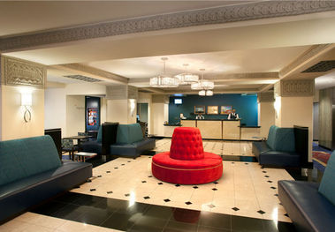 EMBASSY SUITES-DOWNTOWN - Fort Worth, TX