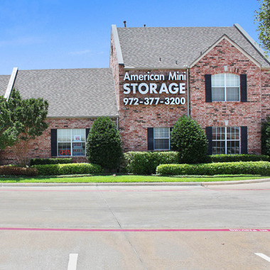 American Mini Storage - Plano, TX