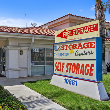 US Storage Center - Stanton, CA