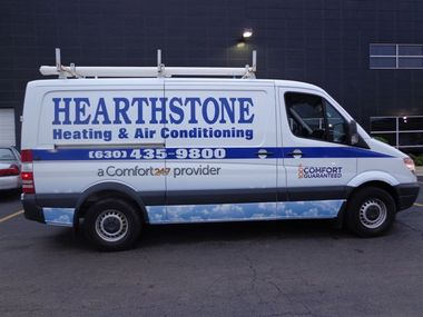 Hearthstone Heating and Air - Westmont, IL