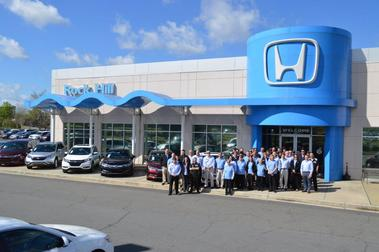 Honda Cars of Rock Hill - Rock Hill, SC