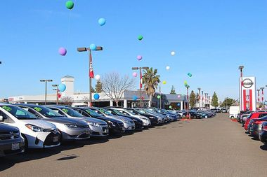 Nissan of Vacaville - Vacaville, CA